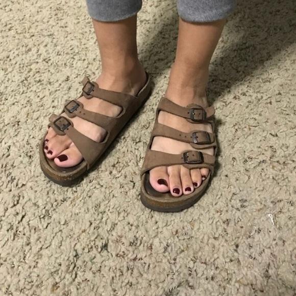 Birkenstock Shoes - 3 strap Birkenstock sandals c122d157437